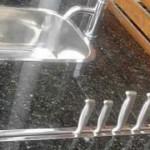 Stainless Steel Knife Slot