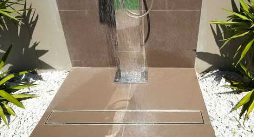 Tile Insert Linear Drain