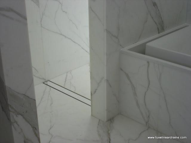 Linear Bathroom Tiles Our Tile Insert Linear Shower
