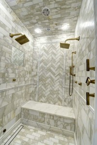 Improved shower function