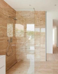 LUXE Linear Drains Curbless Shower