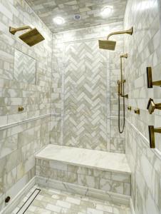 LUXE Tile Insert Linear Drain