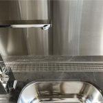 LUXE Kitchen Bench Drain